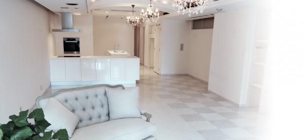 ルプランドルミエールの室内風景